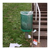 24 (trash can) (ngbrx) Tags: strasbourg alsace france strasburg elsass frankreich eu europe europa trash can mülleimer geländer railing stairs treppe grass gras