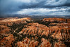 Bryce (Luis Montemayor) Tags: bryce brycecanyonnationalpark utah clouds nubes rain lluvia storm tormenta canyon