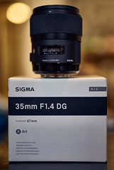 Sigma 35mm Art 1 (mestremur) Tags: art adapter laea3 a7iii a99ii 14 35mm for amount sony sigma