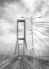 Suramadu Bridge (soekarto_ade) Tags: huawei madura snapseed suramadu indonesia