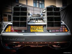 Delorean 11 (mattatronics) Tags: car auto delorean movie prop colour nikon d3300 1855 80s cars movies
