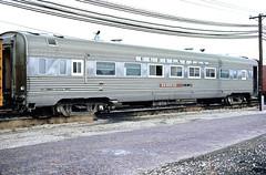 BN 968105 (Chuck Zeiler) Tags: bn 968105 railroad cbq 4700 silverchariot budd coach chicago train mow chuckzeiler chz passenger union