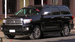 Toyota Sequoia Limited 2016 (RL GNZLZ) Tags: toyota 4x4 4wd v8 57 iforce 2016 sequoialimited