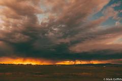 Fire and Rain (Mark Griffith) Tags: airplane bozeman flying montana sonyrx100v takenwhileflying 20180625dsc02147