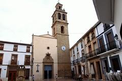 Esglèsia de Gata de Gorgos, Alacant, Comunitat Valenciana (MARIA ROSA FERRE) Tags: esglèsiadegatadegorgos alacant comunitatvalenciana