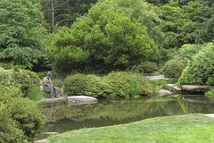 A Quiet Place in the City (Mr.LeeCP) Tags: gardens summer seattle washington japanese
