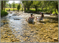 Independence Day 2018 (Photo-John) Tags: creek water hot cool relax summer lawnchair outdoors adventure lazy refreshing lamoille nevada basinandrange elko rubymountains 4thofjuly independenceday lifestyle chill editorialphotography travelphotography stockphotography stockphoto sonyalpha sonya6500