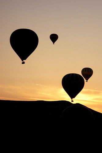 Balloon sunrise II