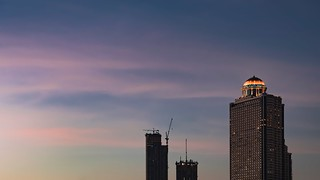 bangkok twilight time