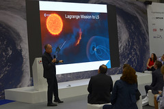Europe's new mission: Monitoring the Sun from a new viewpoint (europeanspaceagency) Tags: juhapekka luntama esa europeanspaceagency space universe cosmos science spacetechnology spacescience tech fia2018 fia18 technology farnboroughinternationalairshow ukspaceagency spacezone farnborough farnboroughairshow