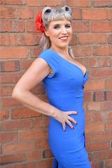 Betty (1) (masimage) Tags: black country museum 1940s weekend 2018 war wartime britain ww2 wwii vintage nostalgia retro fashion ddaydarlings dday darlings ensa singers