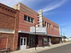 Empire Theatre (John Coursey) Tags: empire lind washington wa downtown marquee retro theater theatrecinemaejcoursey