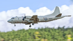 """United States Navy Lockheed P-3C Orion 161408 C/N 5746 assigned to Patrol Squadron One (VP-1) """"Screaming Eagles"""", Naval Air Station Whidbey Island NASWI. (Hawg Wild Photography) Tags: terrygreen hawg wild photography united states navy lockheed p3c orion 161408 cn 5746 patrolsquadrononevp1screamingeagles navalairstationwhidbeyislandnaswi"""