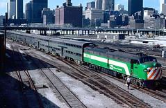 BN E9AM 9923 (Chuck Zeiler) Tags: bn e9am 9923 railroad emd locomotive chicago train chuckzeiler chz