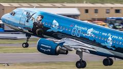 OO-SNC A320 BRUSSELS AIRLINES (John Mason 2017) Tags: 00snc bel bhx egbb a320 wwwbhxspottercom