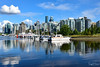 Coal Harbour (SonjaPetersonPh♡tography) Tags: vancouver bc bcparks britishcolumbia canada nikon nikond5300 stanleypark stanleyparkseawall marina vancouverharbour coalharbor coalharbour waterfront waterscape burrardinlet inlet cityscape buildings boats reflections waterreflections scenic scenery landscape park sailboats vessels seawall vancouveryachtclub walkways pathways vancity beautifulbc