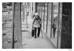 Old age (Aljaž Anžič Tuna) Tags: old onephotoaday onceaday oldlady slovenia street streetphotography ljubljana lady granny photo365 project365 portrait portraitunlimited people 365 35mm 365challenge 365project elder nikond800 nikkor nice naturallight nikon nikon105mmf28 f28 105mmf28 d800 dailyphoto day bw blackandwhite black white woman blackwhite beautiful age oldguy