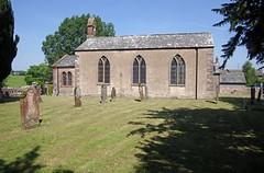 St. Mary's Church, Little Strickland, Cumbria, UK (tosh123) Tags: church graves architecture arch gravestones cumbria uk england worship arcihtecture