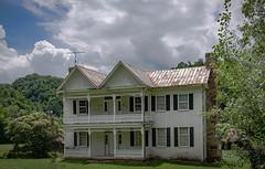 Creamery House (Bob G. Bell) Tags: abandoned house home haunted wv monroe creamery bobbell xt1 fujifilm