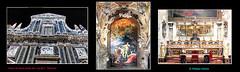 Chiesa di Santa Ninfa dei  crociferi   Palermo ² © (philippedaniele) Tags: église baroque autel choeur palerme chiesasantaninfa