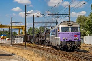 01 juillet 2018 BB 67628 Train 803559 Limoges -> Bordeaux-Hourcade Bordeaux-Hourcade (33)