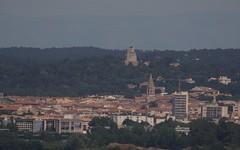 La Tour Magne au dessus de Nîmes - IMBF2335 (6franc6) Tags: occitanie languedoc gard 30 juin 2018 6franc6 vélo kalkoff balade