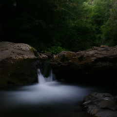 I'm flowing like black water (Arianna_M(busy)) Tags: beauty nature imflowinglikeblackwater wewillbeephemeral factisntwhatyousee notwhatitusedtobe apparat blackwater luoghimagiciesegreti montemignaio consuma vallombrosa casentino toscana longexposure nd water green river