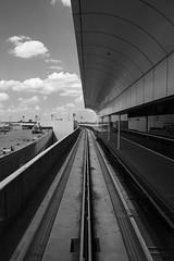 DFW Skylink (Ginori Photography & Film) Tags: panasonic lumix panasoniclumix panasonicgx8 lumixgx8 leica panaleica leica1260mmf284 panasonic1260mmf284 blackandwhite bw bnw blackwhite dallas texas dfw skylink airport