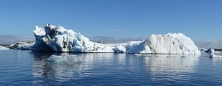 Laguna Jokulsarlon en el glaciar Vatnajokull  Islandia 15