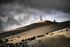 éclaircie sur le Mont Ventoux, gravi à pied en solitaire durant l'été 2014... Reynald ARTAUD (Reynald ARTAUD) Tags: 2014 été provence mont ventoux éclaicie à pied solitaire reynald artaud