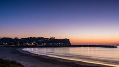 Ballycastle   |   Blue Hour (JB_1984) Tags: beach ocean atlanticocean bay evening dusk twilight bluehour reflection ballycastle countyantrim northernireland uk unitedkingdom nikon d500 nikond500