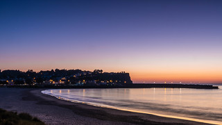 Ballycastle   |   Blue Hour