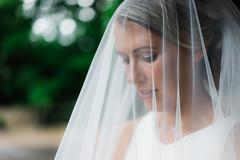 >> Veil << (Harjodik) Tags: wedding weddings yorkshire portrait bride bridal veil shot love beauty focus bokeh dof oof hairpiece day sony alpha a7ii 55mm zeiss