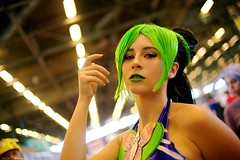 DSC01094 (Distagon12) Tags: costume cosplay cosplayer convention colors cosplayers portrait portraits popculture japan japanexpo japanexpo2018 sonya7rii summilux