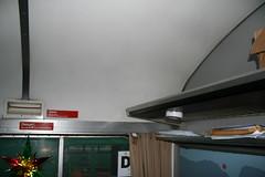 Mk2 BSO S9392 Int (10) (Transrail) Tags: mk2 coach carriage interior passenger train railway britishrail seat window carpet guardcompartment brakestandardopen bso