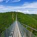Walking the Geierlay Bridge (Little♥Krawler) Tags: bridge hängebrücke brücke nature natur landschaft landscape geierlaybrücke germany deutschland wald forest mörsdorf