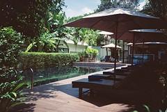 Silk Dangkor Boutique Hotel (Shoji Kawabata. a.k.a. strange_ojisan) Tags: silk dangkor boutique hotel lomo lomography lca film filmphoto filmphotography analog analogphoto analogphotography cn southeastasias asia southeast siemreap cambodia holiday 2017 may