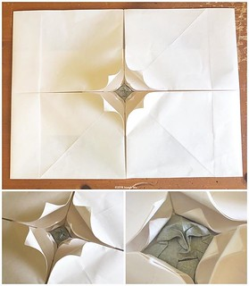 Study: Hikikomori (引き籠り). It's been a tough month. This piece echos some of what I've been feeling. It's been rough on my family, too. #hikikomori #artist #artistsoninstagram #origami #origamiart #josephwuorigami #josephwu #paperart #paperartist #paperart