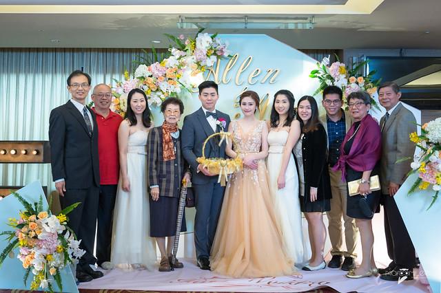 Allen&Alice-台南大億麗緻宴客-婚禮記錄-65