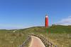 Lighthouse Texel (tombola007) Tags: lighthouse vuurtoren texel path pad groen rood green red sky lucht landschap landscape