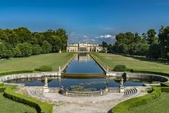 Giardini di villa Pisani - Stra - Venezia (M-Gianca) Tags: villa giardino archittettura sony a6500 zeiss venezia veneto acqua
