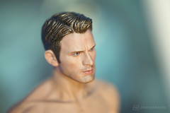 he finally arrived ! (photos4dreams) Tags: toy 16 doll celebrity photos4dreams p4d photos4dreamz toys actor avengers schauspieler spielzeug man mann handsome puppe phicen captainamerica chrisevans steverogers