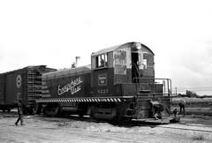 CB&Q NW2 9223 (Chuck Zeiler) Tags: cbq nw2 9223 burlington railroad emd locomotive eola train chuckzeiler chz