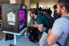 Feira de Inovação e Tecnologia da FGA (Secom / UnB) Tags: fga feira tecnologia