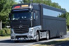 GN17VXK L3383 Eddie Stobart Mercedes in Pirelli livery (graham19492000) Tags: silverstone gn17vxk l3383 eddie stobart mercedes pirelli