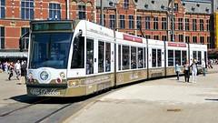 Ballenbak (Peter ( phonepics only) Eijkman) Tags: amsterdam city combino gvb tram transport trams tramtracks trolley rail rails strassenbahn streetcars nederland netherlands nederlandse noordholland holland