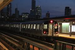 IMG_9559 (GojiMet86) Tags: mta bmt nyc new york city subway train 2008 r160a 9248 36th avenue