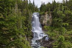Waterfall (shimmer5641) Tags: britishcolumbiacanada