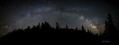 Milky Way, Guenella Pass, Co (Dan Makolondra) Tags: milkyway night sky mountains