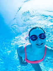 pooltime-3 (lermaniac) Tags: red pool swimingpool girl outdoors teen water countryclub underwater child blue dive